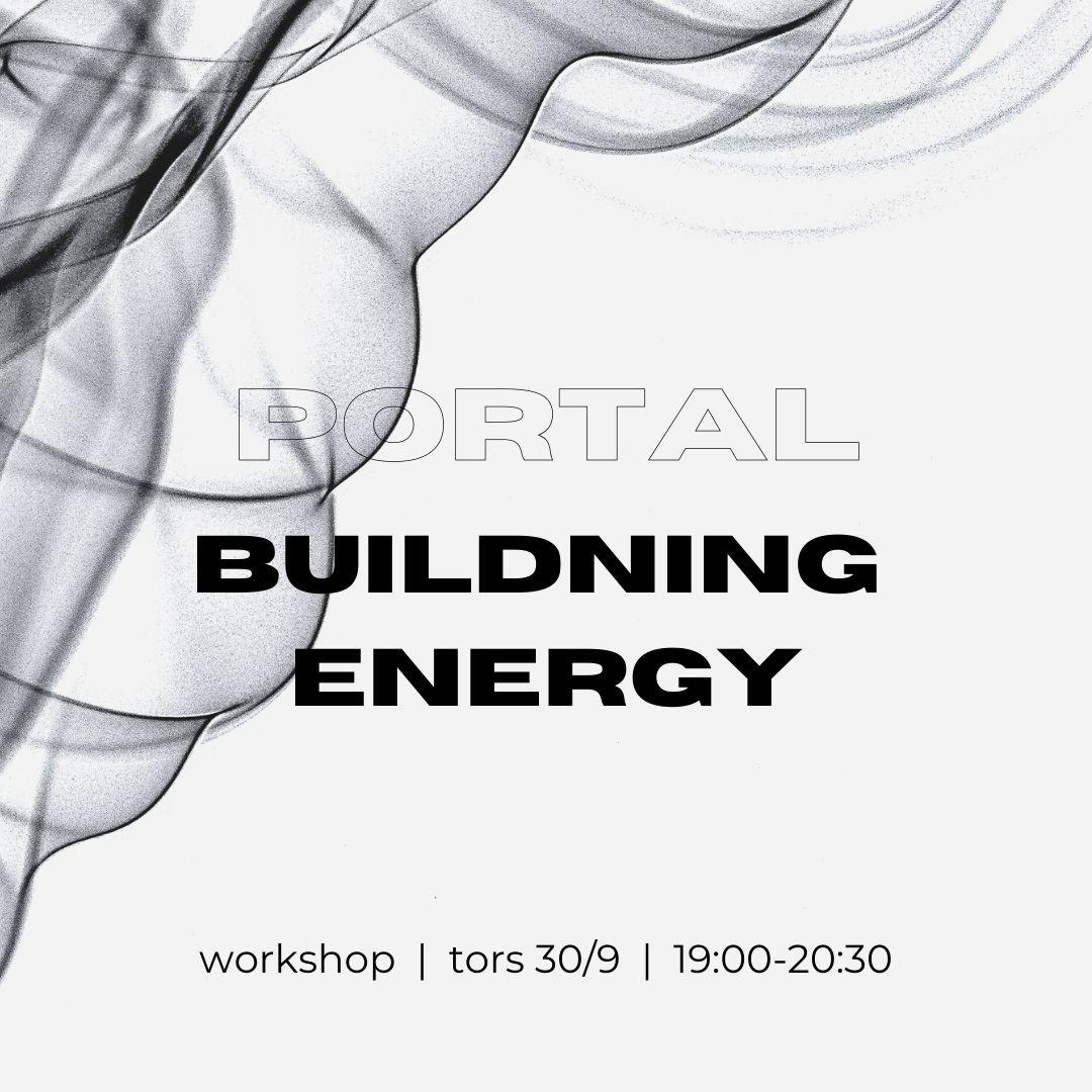 PORTAL   BUILDNING ENERGY